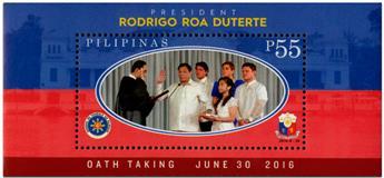n° 362 - Timbre PHILIPPINES Blocs et feuillets