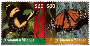 n° 1209 - Timbre JAMAIQUE Poste