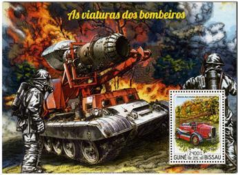 n° 1055 - Timbre GUINÉE-BISSAU Blocs et feuillets