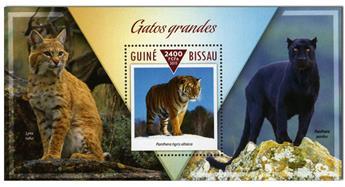 n° 1075 - Timbre GUINÉE-BISSAU Blocs et feuillets