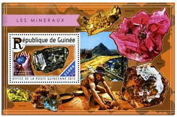 n° 1794 - Timbre GUINÉE Blocs et feuillets