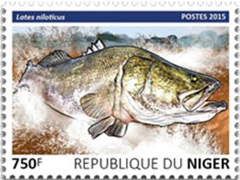 n° 3227 - Timbre NIGER Poste