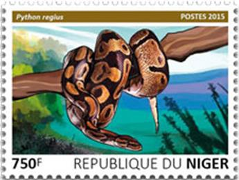 n° 3247 - Timbre NIGER Poste