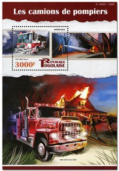 n° 1049 - Timbre TOGO  Blocs et feuillets