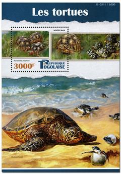 n° 1064 - Timbre TOGO  Blocs et feuillets