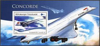 n° 965 - Timbre TOGO  Blocs et feuillets