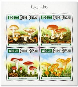 n° 6024 - Timbre GUINÉE-BISSAU Poste