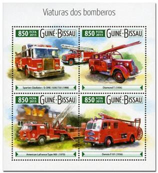 n° 6064 - Timbre GUINÉE-BISSAU Poste