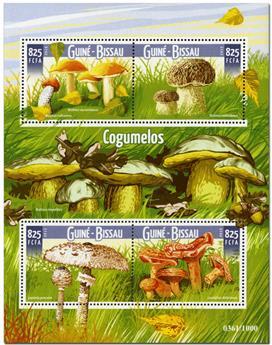 n° 6194 - Timbre GUINÉE-BISSAU Poste