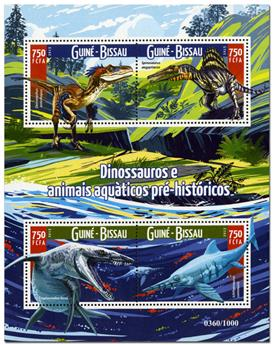 n° 6214 - Timbre GUINÉE-BISSAU Poste