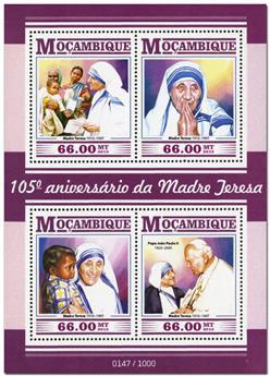 n° 6670 - Timbre MOZAMBIQUE Poste