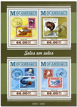 n° 6710 - Timbre MOZAMBIQUE Poste