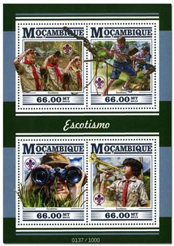 n° 6770 - Timbre MOZAMBIQUE Poste