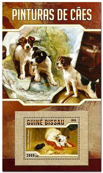 n° 1203  : Timbre GUINÉE-BISSAU Blocs et feuillets
