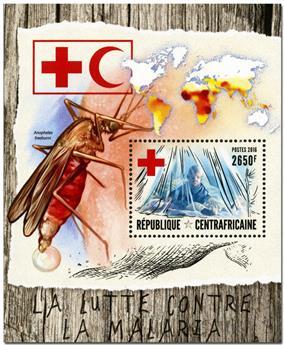 n° 994  : Timbre CENTRAFRICAINE Blocs et feuillets