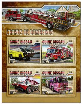 n° 6616  : Timbre GUINÉE-BISSAU Poste