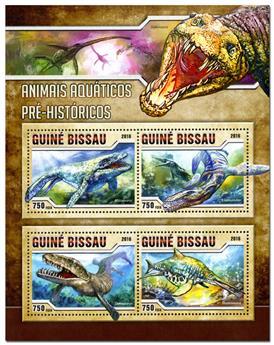 n° 6636  : Timbre GUINÉE-BISSAU Poste