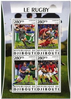 n° 1091  : Timbre DJIBOUTI Poste