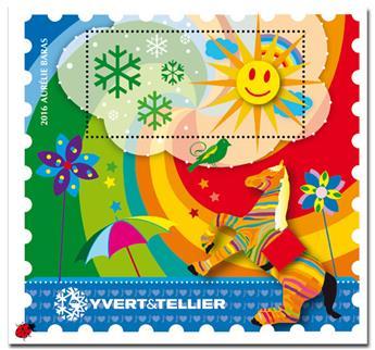 nr. 9 -  Stamp France Booklet Panes Yvert et Tellier