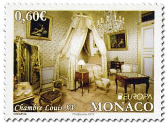 n° 2827/2828 -  Timbre Monaco Poste