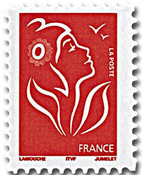 nr. 49A (3744A) -  Stamp France Self-adhesive