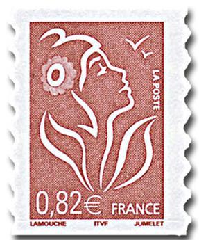 n° 53A (3802B) -  Selo França Autoadesivos