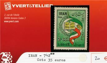 IRAN - n°742**