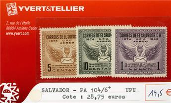 SALVADOR - PA n°104/106*