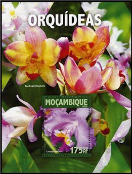 n° 1041 - Timbre MOZAMBIQUE Blocs et feuillets