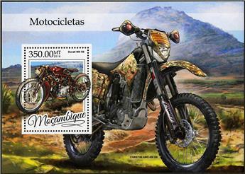 n° 1110 - Timbre MOZAMBIQUE Blocs et feuillets