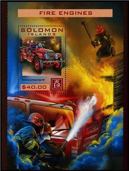 n° 569 - Timbre SALOMON Blocs et feuillets