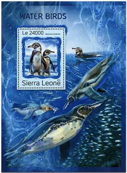 n° 1107 - Timbre SIERRA LEONE Blocs et feuillets