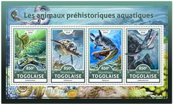 n° 5426 - Timbre TOGO  Poste