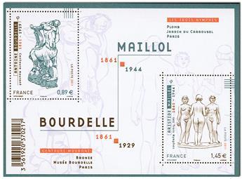 n.o F4626 -  Sello Francia Correos