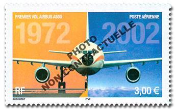 n° 65a -  Timbre France Poste aérienne