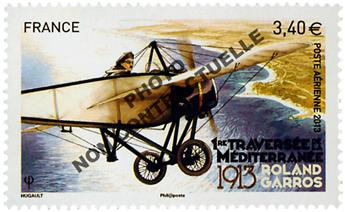 n° 77b - Stamp France Air Mail