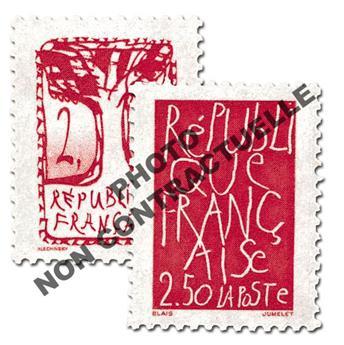 nr. 2772c/2775c -  Stamp France Mail