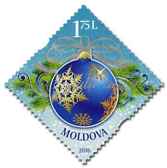 n° 854/855 - Timbre MOLDAVIE Poste