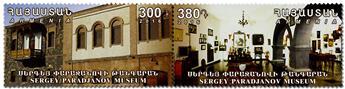 n° 850 - Timbre ARMENIE Poste