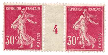n°191** - Timbre FRANCE Poste