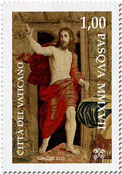 n° 1746 - Timbre VATICAN Poste