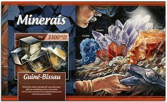 n° 1281 - Timbre GUINEE-BISSAU Blocs et feuillets