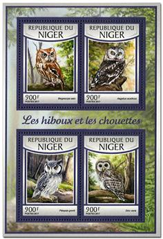 n° 3927 - Timbre NIGER Poste