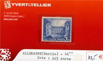 ALLEMAGNE BERLIN - n°46**