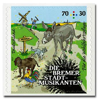 n° 3075Aa - Timbre ALLEMAGNE FEDERALE Poste
