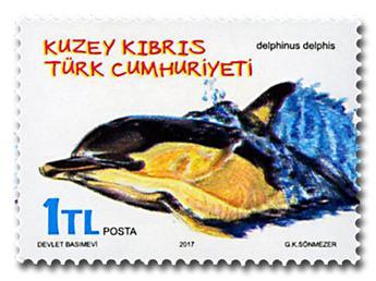 n° 787 - Timbre CHYPRE TURC Poste
