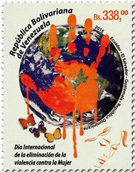 n° 3094 - Timbre VENEZUELA Poste