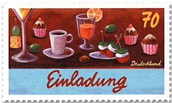 n° 3097 - Timbre ALLEMAGNE FEDERALE Poste