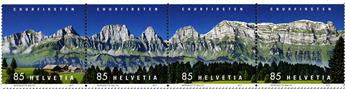 n° 2419/2422 - Timbre SUISSE Poste