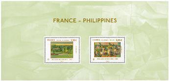 n° 135 - Timbre France Blocs souvenirs